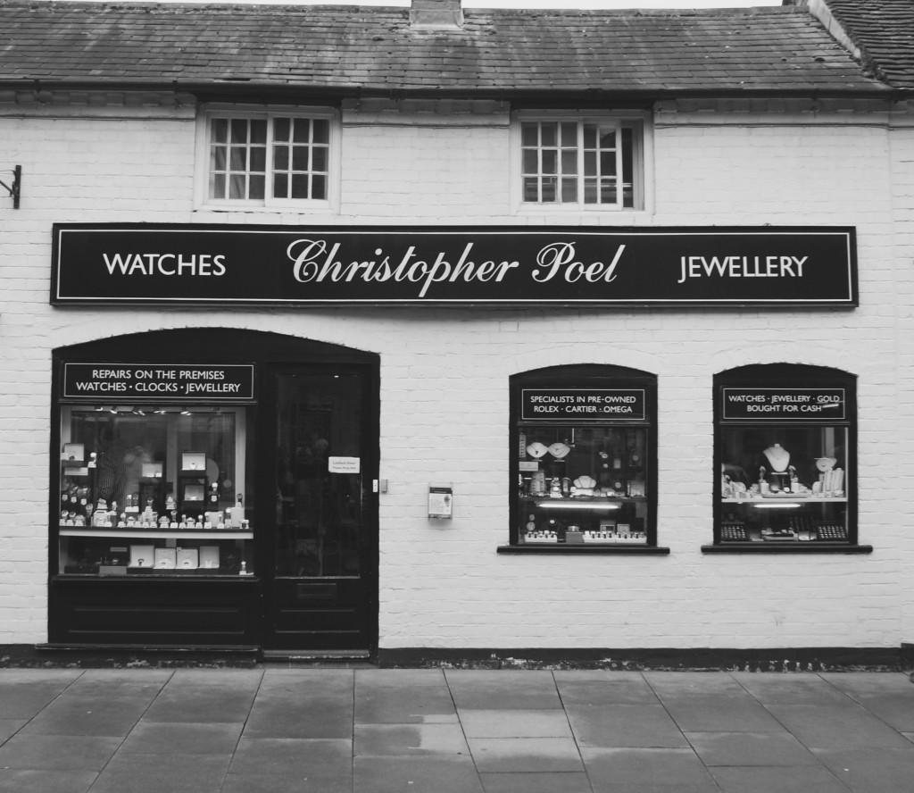 Christopher Poel Stratford-upon-Avon