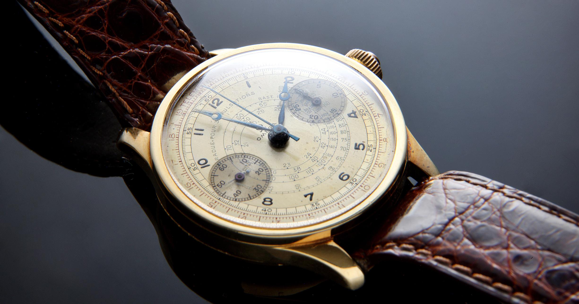 Huge range of second-hand watches